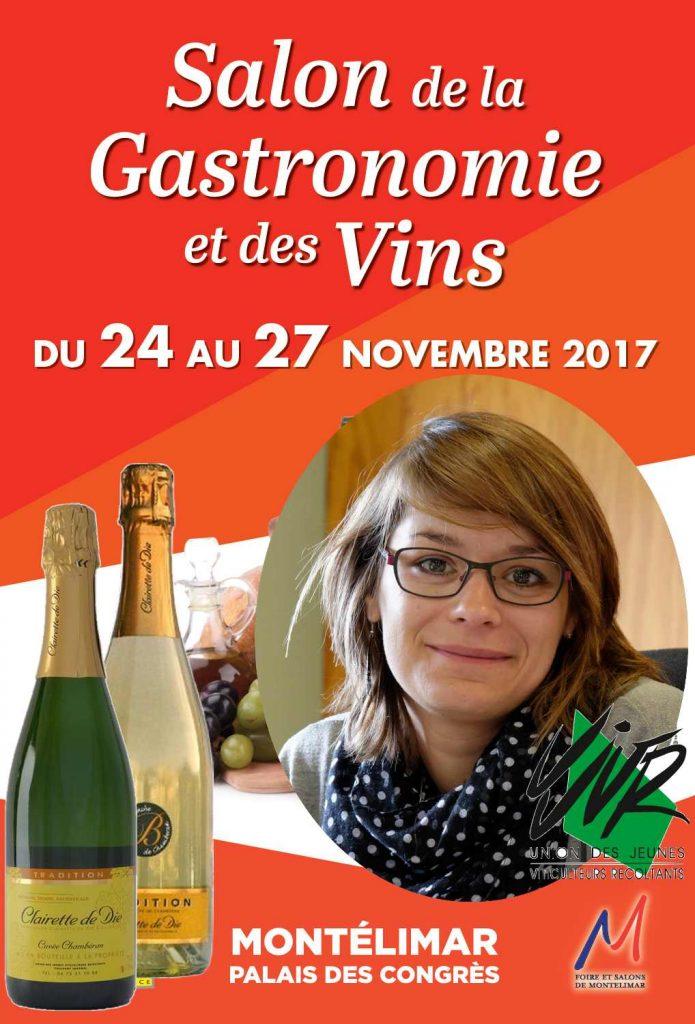Salon de la gastronomie et des vins de mont limar ujvr for Salon gastronomie 2017