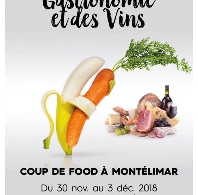 Salon de la gastronomie à Montélimar